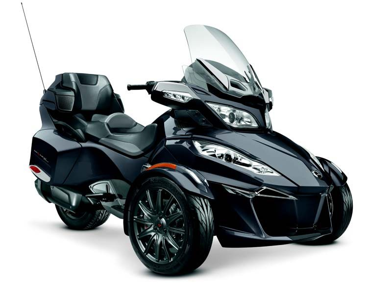 2014 Can-Am Spyder® RT-S SE6