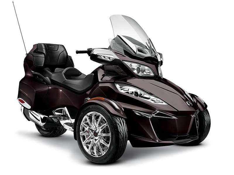 Special Deal on this Black Cherry Spyder RT LTD !!!