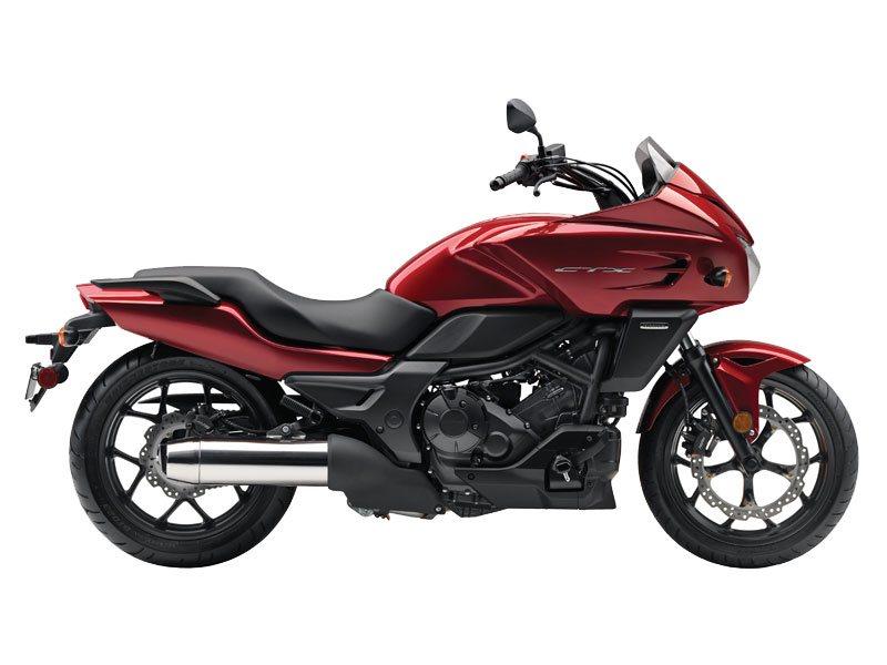 2014 Honda CTX700T