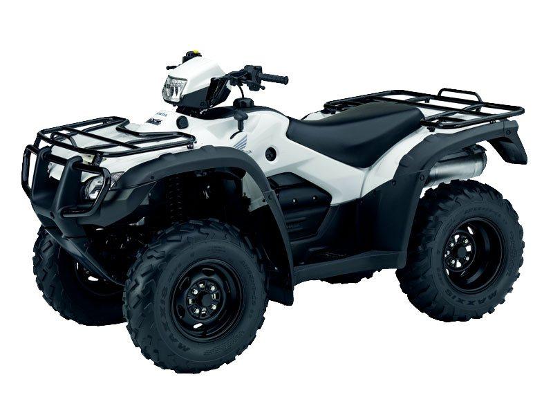 2014 Honda FourTrax� Foreman� Rubicon® (TRX500FA)