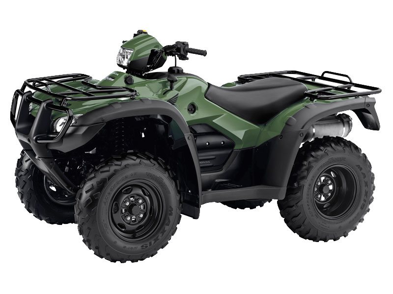 2014 Honda FourTrax� Foreman� Rubicon® with EPS (TRX500FPA)