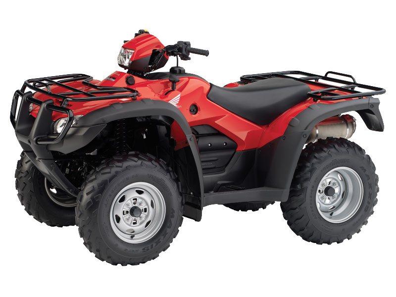 2014 Honda FourTrax� Foreman� Rubicon® with EPS (TRX500FPA)