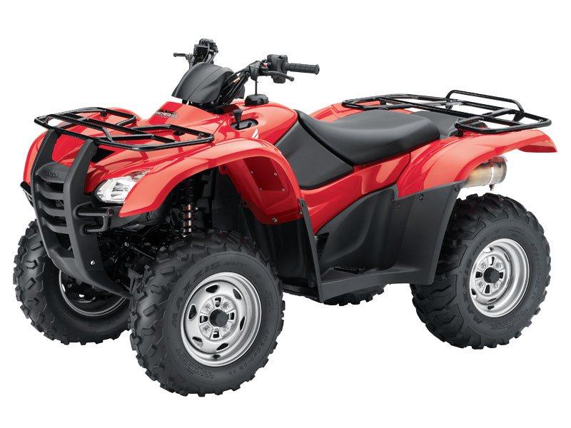 2014 Honda FourTrax� Rancher� AT IRS (TRX420FA)