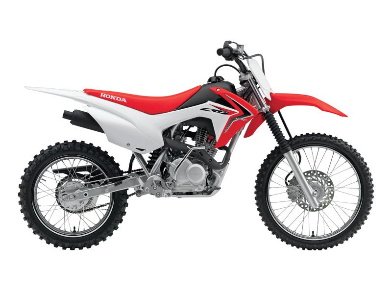 2014 Honda CRF�125FB (Big Wheel)