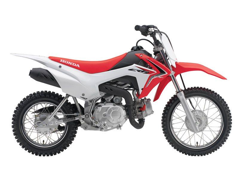 2014 Honda CRF�110F