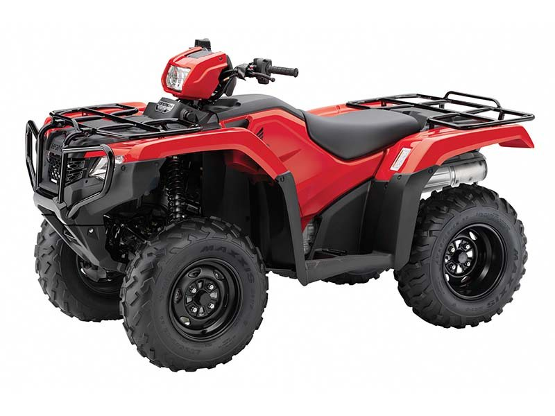 2014 Honda FourTrax� Foreman� 4x4 ES with EPS (TRX500FE2E)