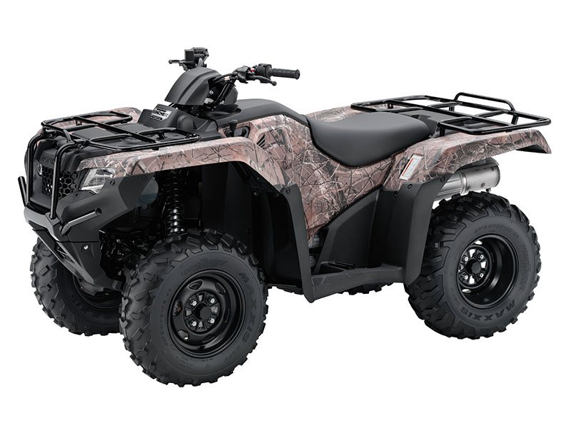 2014 Honda FourTrax� Rancher� 4x4 with EPS (TRX420FM2E)