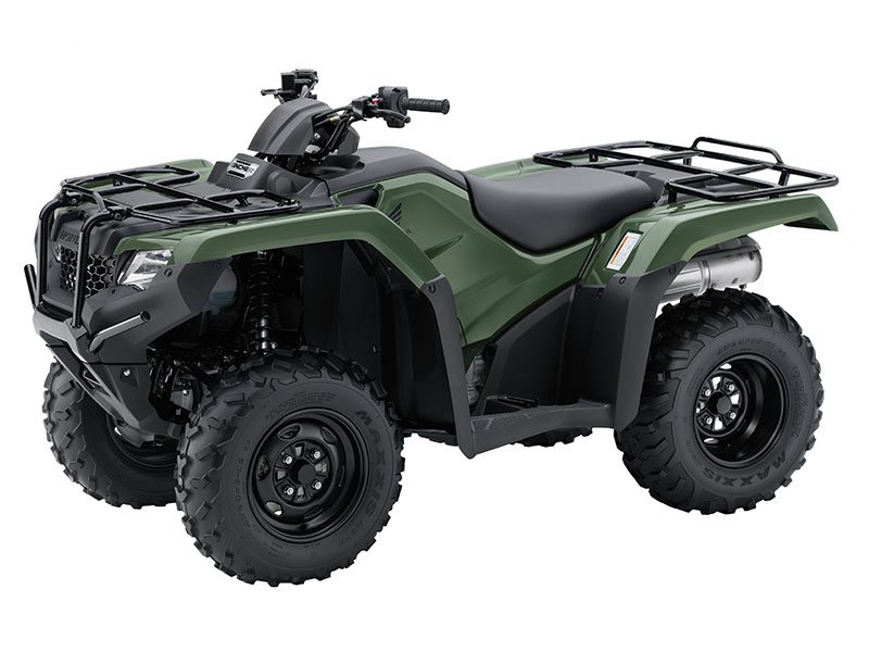2014 Honda FourTrax� Rancher� 4x4 DCT with EPS (TRX420FA2E)