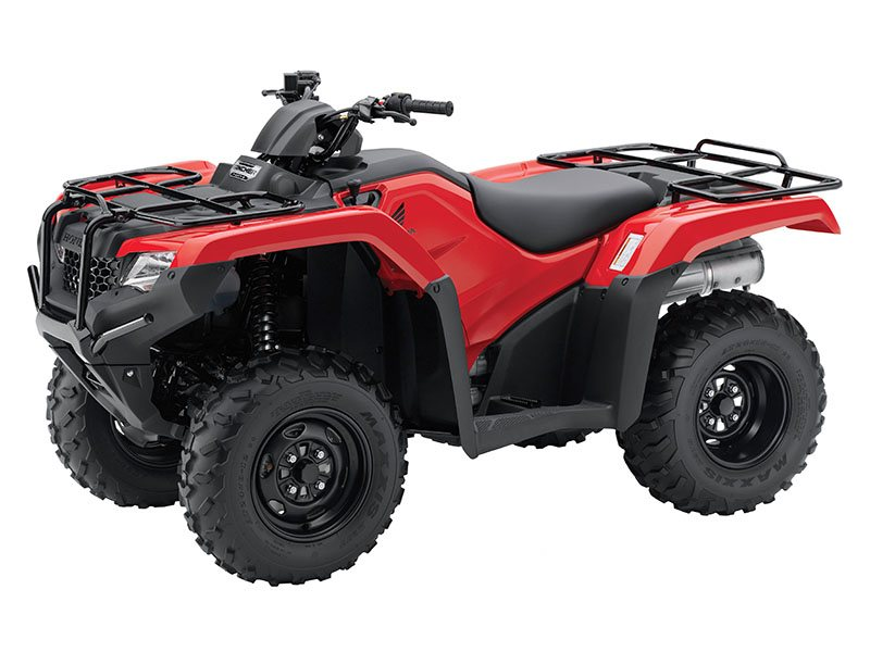 2014 Honda FourTrax� Rancher� 4x4 DCT with EPS (TRX420FA2E)