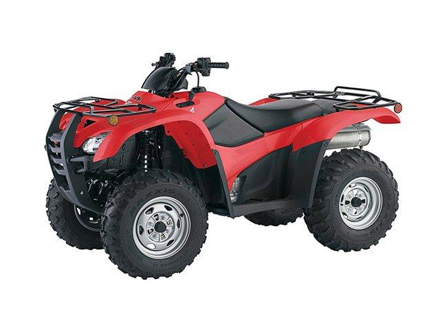2014 Honda TRX420PG CTE