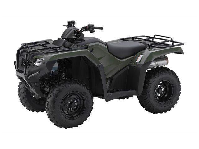 2014 Honda TRX420FPM