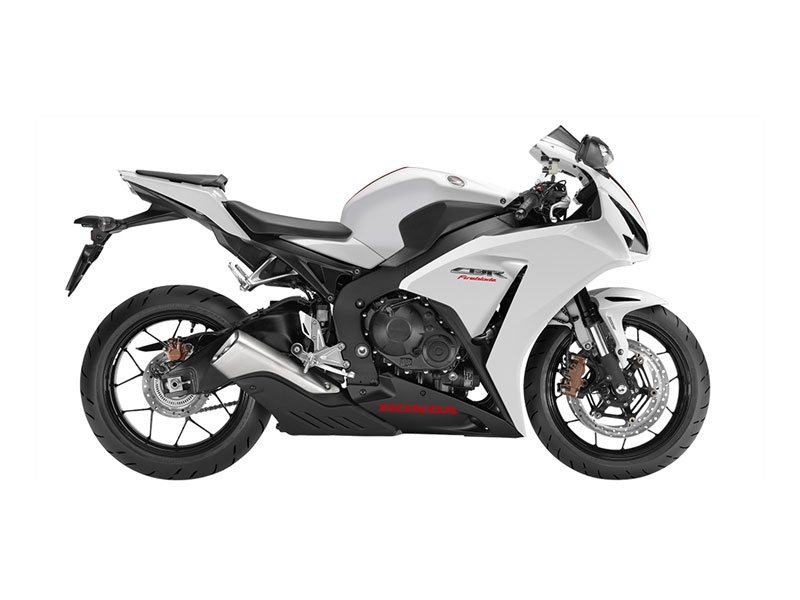 Honda CBR1000RRA  2014  C$15,456  White 