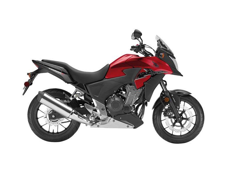 2014 Honda CB500XA