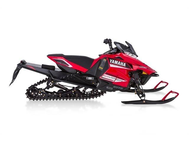 New 2014 Yamaha SR Viper LTX SE