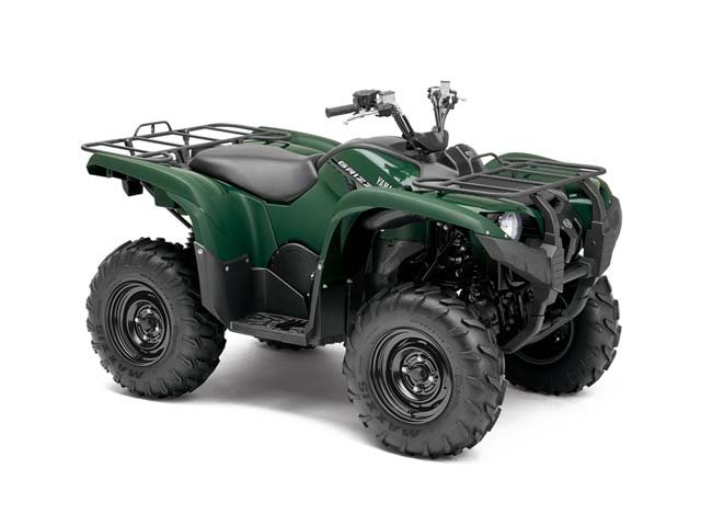 2014 Yamaha Grizzly 550 4x4