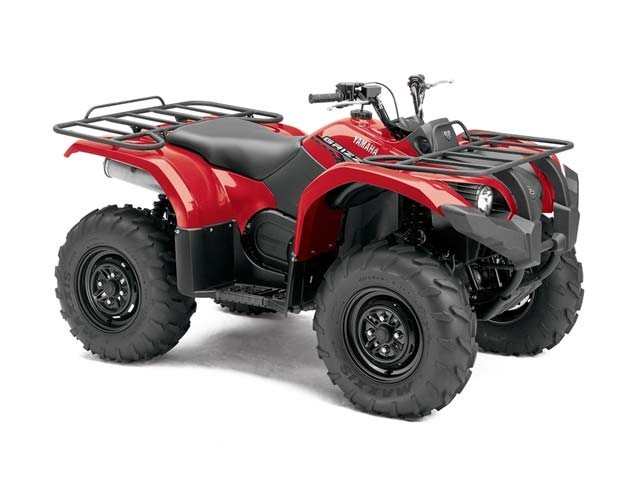 2014 Grizzly 450 4x4 EPS