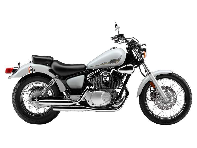 2014 Yamaha V-Star 250