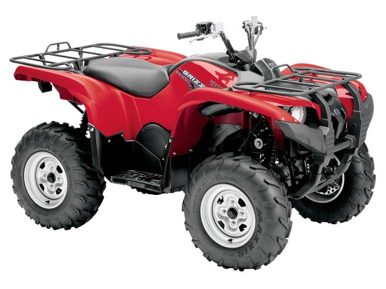2014 Yamaha Grizzly 700 FI EPS