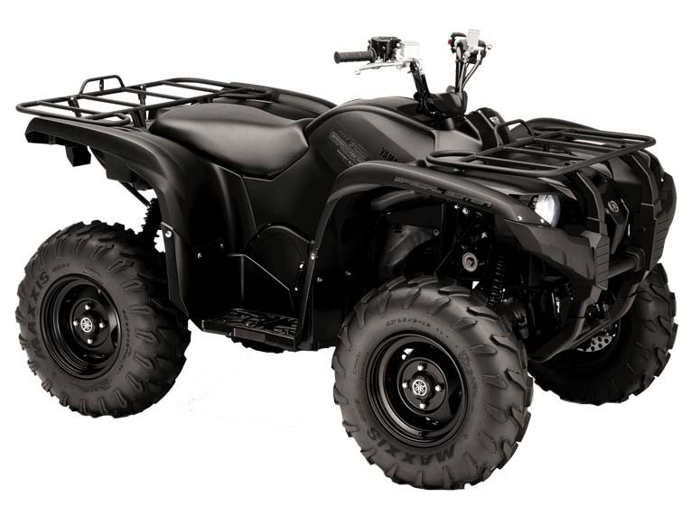 Yamaha Grizzly 700 FI EPS SE  2014  C$10,993  Matte Black ** 2014 NEW - 4-stroke, single, 4-valve, SOHC, ikuni electronic fuel injection, Liquid cooled, push-button 2WD / 4WD / 4WD dif