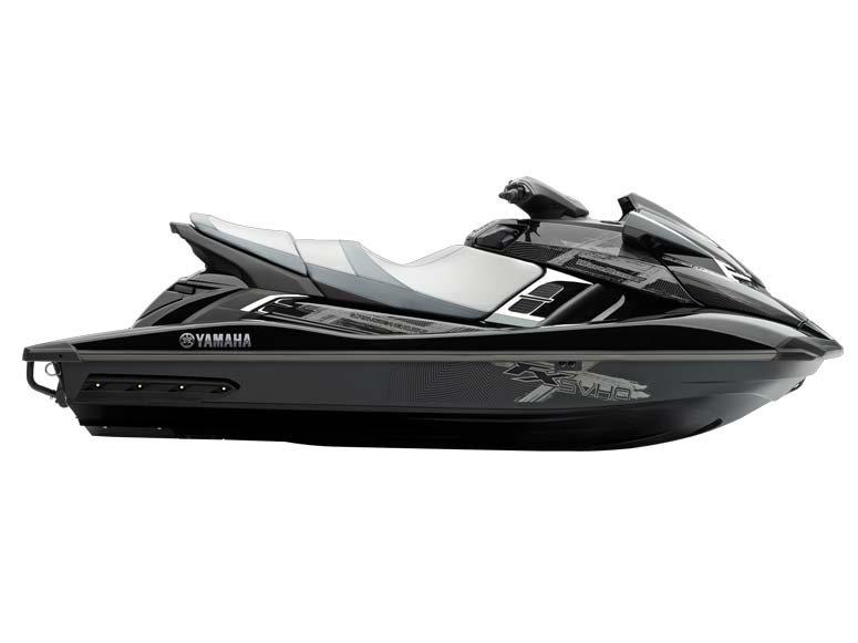 2014 Yamaha FX SVHO