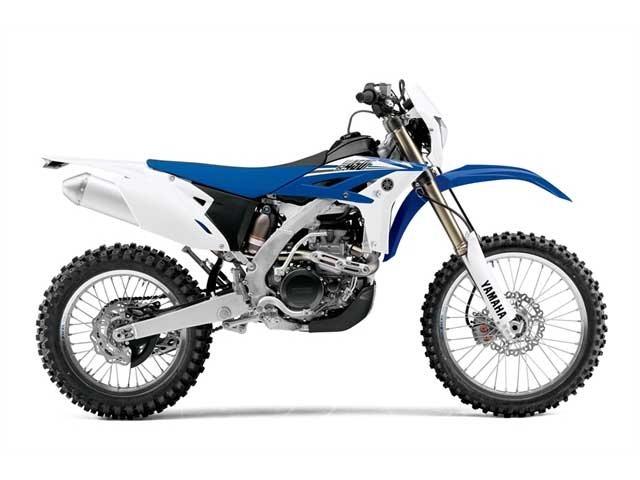 2014 Yamaha WR450F