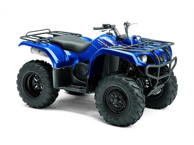 2014 Yamaha Grizzly 350 Automatic