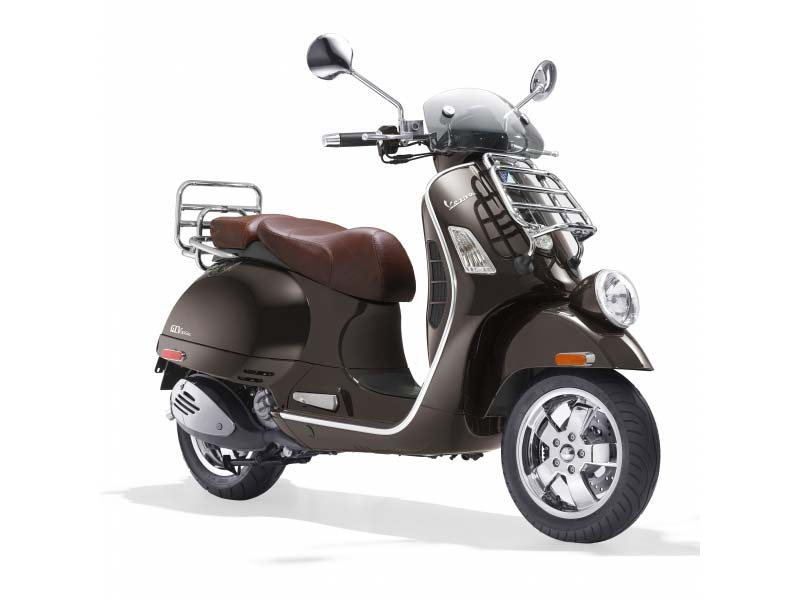 Top of the line Vespa