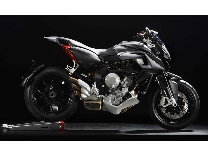 MV Agusta's Newest Bike!