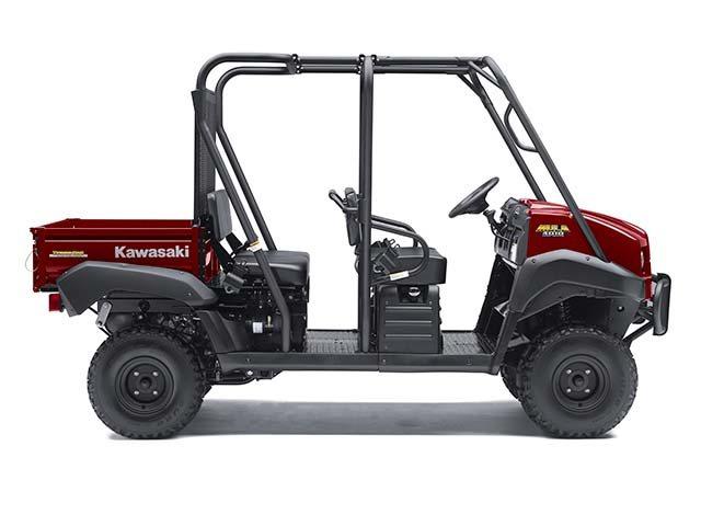 2014 Kawasaki Mule™ 4010 Trans4x4®