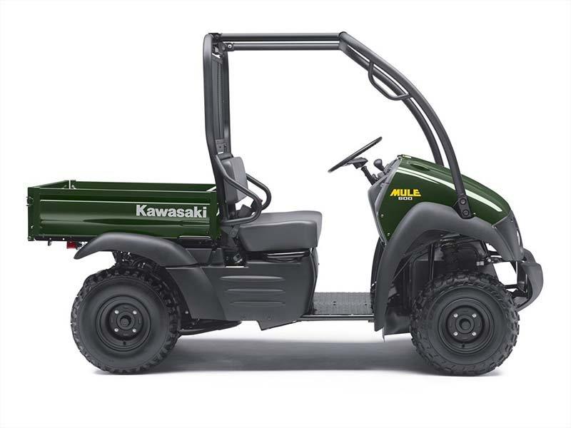 2014 Kawasaki Mule™ 600