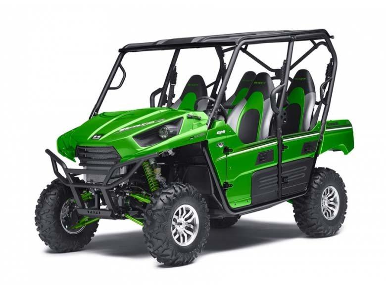 2014 Kawasaki Teryx4™ EPS LE