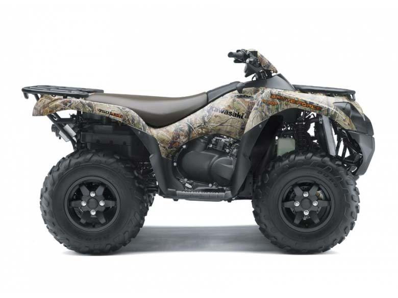 2014 Kawasaki Brute Force® 750 4x4i EPS Camo