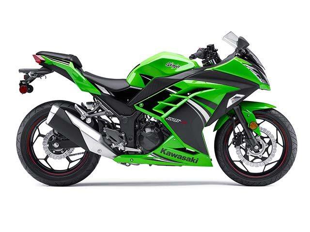 2014 Kawasaki Ninja� 300 SE