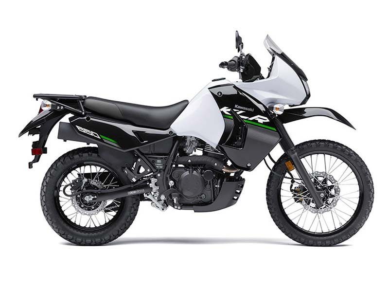 2014 Kawasaki KLR™650 New Edition