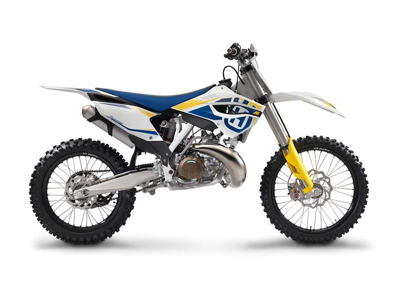 THE NEW HUSQVARNA TC 250 TWO STROKE