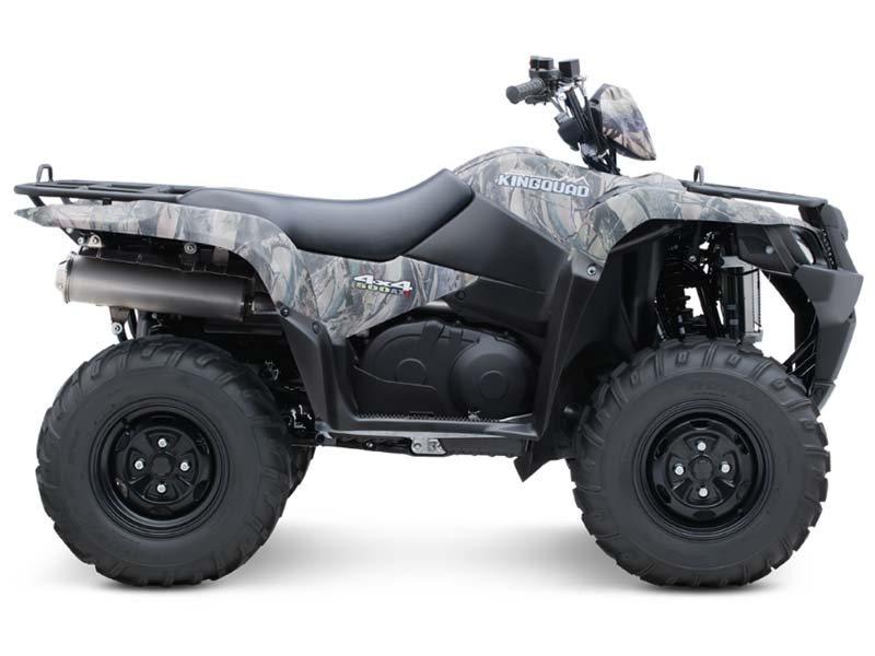 2014 Suzuki KingQuad® 500AXi Camo