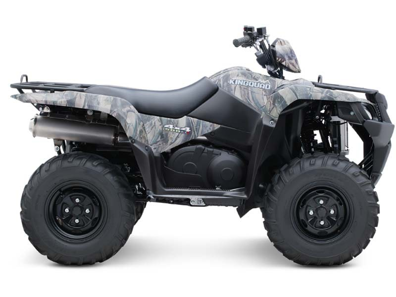 2014 KingQuad 500AXi Power Steering Camo