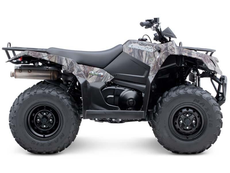2014 Suzuki KingQuad® 400ASi Camo
