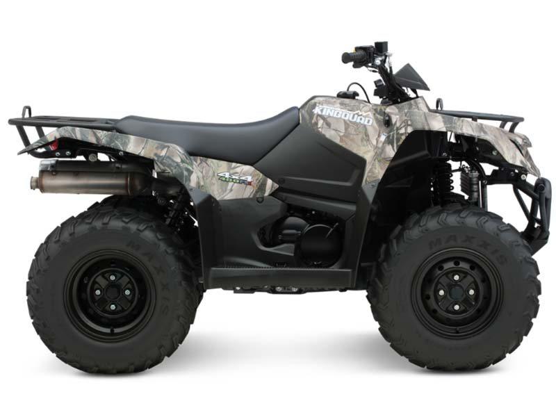 2014 Suzuki KingQuad® 400FSi Camo