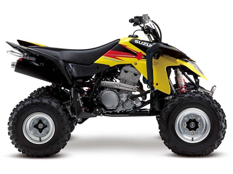 2014 Suzuki QuadSport® Z400