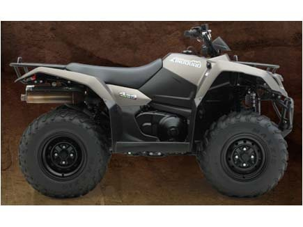 2014 Suzuki KingQuad® 400ASi Limited Edition