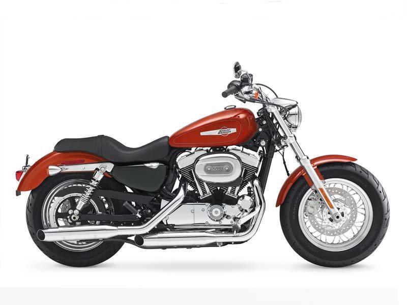 2014 Sportster 1200 Custom