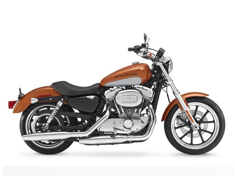 2014 Harley-Davidson Sportster® SuperLow®