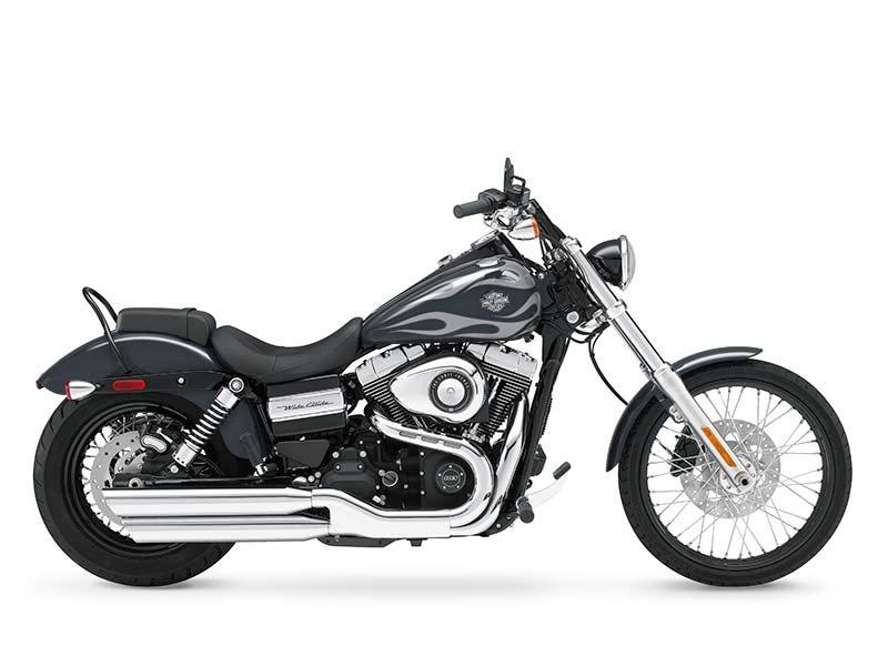 2014 Harley-Davidson Dyna® Wide Glide®