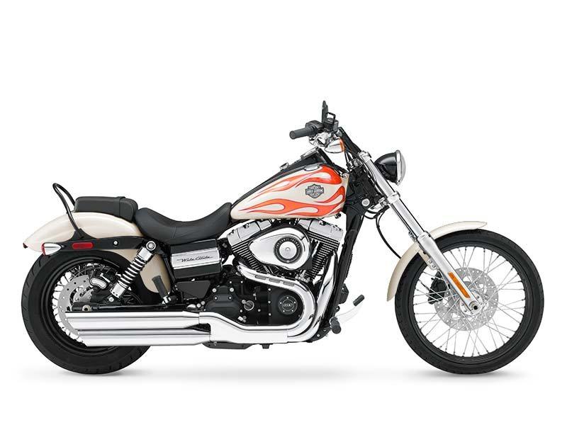 2014 Harley-Davidson FXDWG Dyna® Wide Glide®