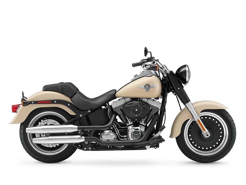 2014 Harley-Davidson Fat Boy® Lo