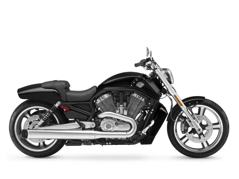 Harley-Davidson V-Rod Muscle�  2014  C$21,053  Vivid Black * 2014 NEW - 1250CC 122HP, FUEL INJECTED, 5 GALLON TANK, SATIN CHROME, DUAL SIDE EXHAUST, CHOPPED REAR FENDER