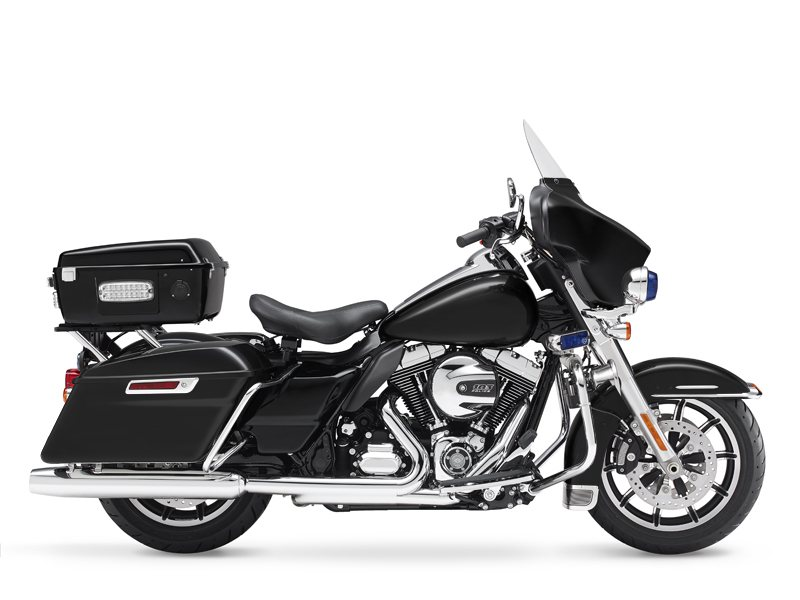 2014 Police Electra Glide