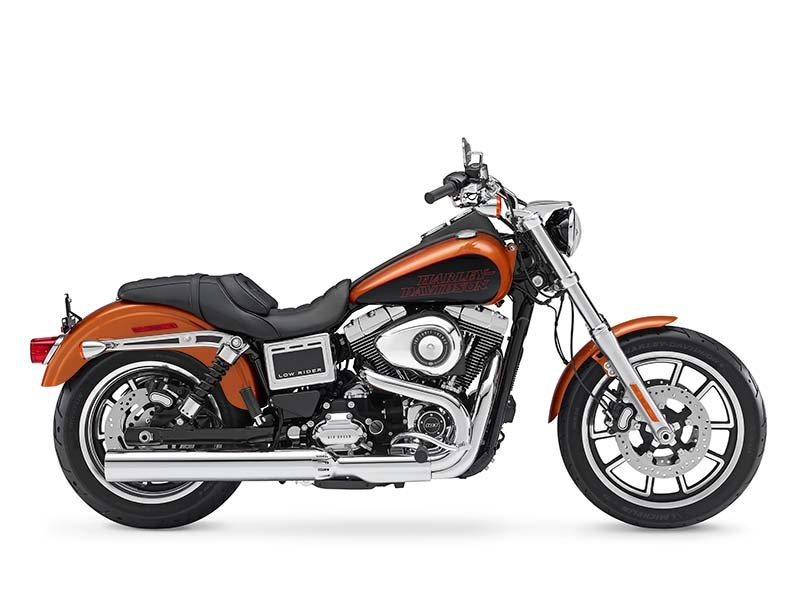 Check out the NEW Dyna Low Rider!