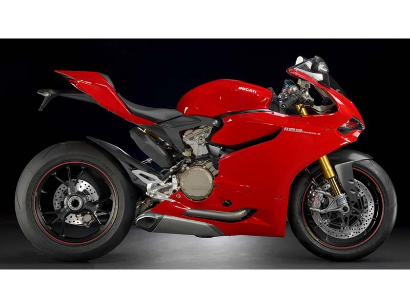 2014 1199 Panigale S